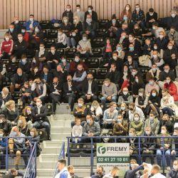 Match EAB - La Rochelle Basket - 16.10.2020